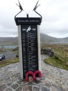Barra war memorial